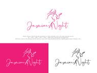 Jasmine's Night Logo - Entry #408