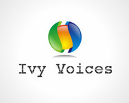 Logo for Ivy Voices - Entry #101