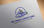 Mr. Fresh Carpet Care Logo - Entry #120