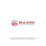 CMW Building Maintenance Logo - Entry #555