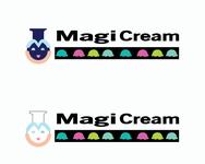 MagiCream Logo - Entry #48