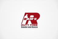Rams Duty Free + Smoke & Booze Logo - Entry #262