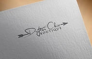 Drifter Chic Boutique Logo - Entry #119