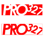 PRO 327 Logo - Entry #58