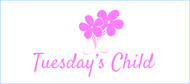 Tuesday's Child Logo - Entry #72