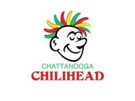 Chattanooga Chilihead Logo - Entry #68