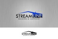 STREAMLINE building & carpentry Logo - Entry #151