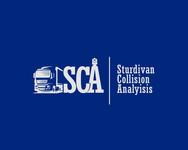 Sturdivan Collision Analyisis.  SCA Logo - Entry #217