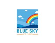 Blue Sky Life Plans Logo - Entry #242