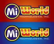 MiWorld Technologies Inc. Logo - Entry #82