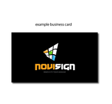 NoviSign Logo - Entry #25