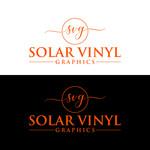 Solar Vinyl Graphics Logo - Entry #146