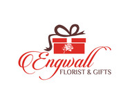 Engwall Florist & Gifts Logo - Entry #45