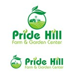 Pride Hill Farm & Garden Center Logo - Entry #139