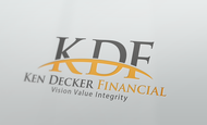 Ken Decker Financial Logo - Entry #126