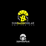 Sun Basin Solar Logo - Entry #64