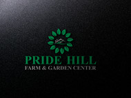 Pride Hill Farm & Garden Center Logo - Entry #21