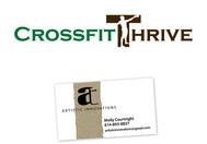 CrossFit Thrive Logo - Entry #25