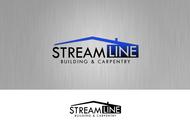 STREAMLINE building & carpentry Logo - Entry #152