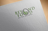 Beyond Food Logo - Entry #3