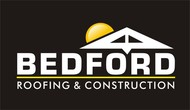 Bedford Roofing and Construction Logo - Entry #81
