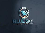 Blue Sky Life Plans Logo - Entry #99