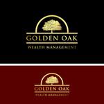 Golden Oak Wealth Management Logo - Entry #151