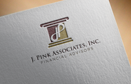 J. Pink Associates, Inc., Financial Advisors Logo - Entry #310