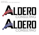 Aldero Consulting Logo - Entry #87