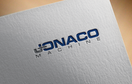 Jonaco or Jonaco Machine Logo - Entry #76