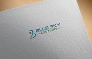 Blue Sky Life Plans Logo - Entry #181