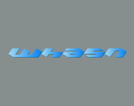 WHASN Logo - Entry #48