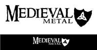 Medieval Metal Logo - Entry #40
