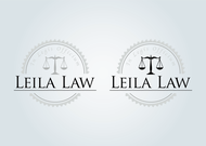 Leila Law Logo - Entry #117