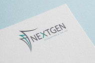NextGen Accounting & Tax LLC Logo - Entry #512