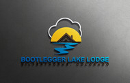 Bootlegger Lake Lodge - Silverthorne, Colorado Logo - Entry #65
