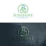 Sunshine Homes Logo - Entry #358
