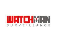 Watchman Surveillance Logo - Entry #140