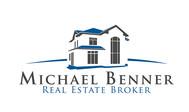 Michael Benner, Real Estate Broker Logo - Entry #88