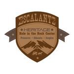 Escalante Heritage/ Hole in the Rock Center Logo - Entry #27