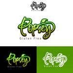 gluten free popsey  Logo - Entry #75