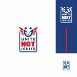 Unite not Ignite Logo - Entry #196