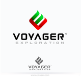 Voyager Exploration Logo - Entry #58