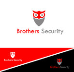 Brothers Security Logo - Entry #177