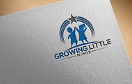 Growing Little Minds Early Learning Center or Growing Little Minds Logo - Entry #32