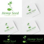 Hemp Seed Connection (HSC) Logo - Entry #41