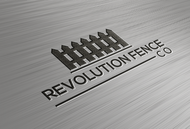 Revolution Fence Co. Logo - Entry #269