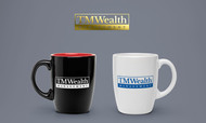 T.M. Wealth Management Logo - Entry #75
