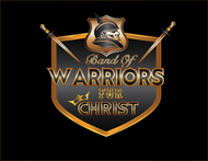 Band of Warriors For Christ Logo - Entry #37