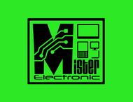 Mister Electronic Logo - Entry #20
